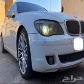 BMW Li750 2008 لؤلؤي
