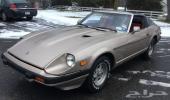 للبيع نيسان زد 280ZX توسيت 1983 في امريكا