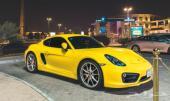 بورش كايمن اس  2014 Porsche Cayman S