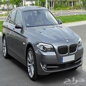 BMW الفئة الخامسة 2014