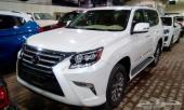 للبيع سياره لكزس GX 460 ابيض 2016 فل كامل