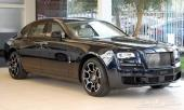 رولز رويس قوست Rolls-Royce Ghost Black Badge