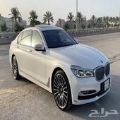 للبيع BMW 750i xDrive موديل 2016