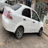 للبيع سيارة شيفورليه - افيو 2013