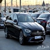 مرسيدس E 300   AMG موديل 2021 جديدة 295 الف درهم