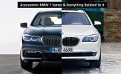 BMW إكسسوارات الفئة السابعةE65 F01 G11