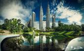 برنامج شهر عسل فى ماليزيا اربع نجوم 9 ايام