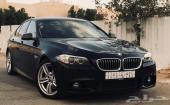 BMW 2015 Mkit 535i ضمان وصيانة مجانية