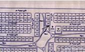 ارض للبيع في جوهرة العروس2أ ثلاثه شوارع 479