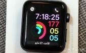 ساعة ابل 3 اصدار نايكي 42 مم بحالة الجديد
