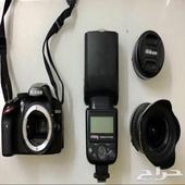 كاميرا نيكون للبيع او البدل