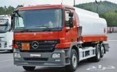 شاحنة مرسيدس اكتروس شاسية مسكس 2008 هاف ميقا
