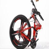 دراجة هجين تطبق.لاندروفر
