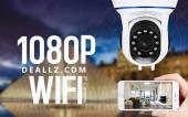 كاميرا ذكية للمراقبة بها Wifiبجودةعالية1080P