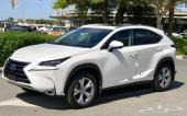 لكزس NX300 Hybrid موديلات 2017 (155000 ريال)