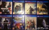 ألعاب PS4 للبيع أو البدل