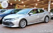 تويوتا كامري V6 فل و LE جنوط وطيس 2020 خليجي