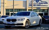 BMW 730Li 2019 شامل الجمارك والشحن 245000درهم