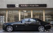 رولز رويس قوست 2018 Rolls-Royce Ghost