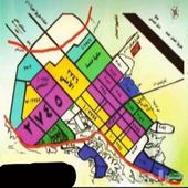 ارض في عريض مخطط 3097