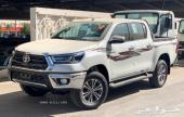 تويوتا هايلكس 2021 SGLX قير عادي بنزين سعودي