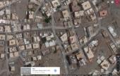 ارض 300 م مبني عليه بيت شعبي
