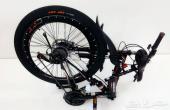 دراجه جبليه ترنكس تطبق ماكينه ياباني