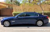 BMW 730Li ماشي 98 الف نظيف جدا