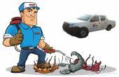 شركة مكافحة حشرات و تنظيف  بالرياض