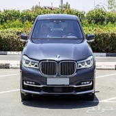 BMW 2016 740Li