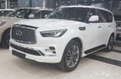 انفينيتي QX80 موديلات 2019 (288000 ريال)