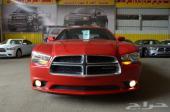 2013 دودج تشارجر 3.6L SXT V6 لون احمر