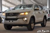 تويوتا فورتشنر VX1 سعودي 6 سلندر 2019