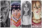 رسام وجوه لاستقبال طلبات الرسم