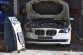 صيانة مكيفات BMW وتعبئة فريون وتغيير كويل كمب
