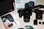 كاميرا كانون احترافية 60دي للبيع canon