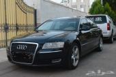 Audi اودي Exclusive A8L موديل 2010 فل كاملV6