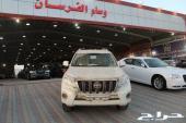 تويوتا برادو 2017 - TXLV6 (سعودي) -135 الف