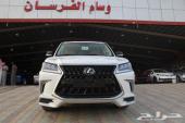 جيب لكزس 2018 - Lx570 فل كامل سعودى