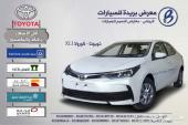كورولا 2018 XLI سعودي(كاش وتقسيط) أقل سعر