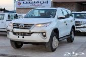 فورشنر VX1 سعودي 2018 اصفار 118000