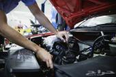 ورشة صيانة الألماني - سعودي - متنقل - BMW7