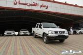 نيسان ددسن 2016 غمارتين بنزين سعودى