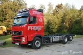 شاحنة شاص مسكس فولفو حجم 440 موديل2008