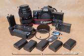 كمرة كانون Canon 5D mark2