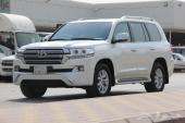 تويوتا لاندكروزر 2016 VXR سعودي