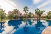 فيلا فخمة للإيجار غرفتين بمدينة مراكش بالمغرب