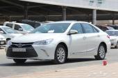 تويوتا كامري 2016 GLX فل كامل سعودي عبداللطيف
