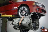 للبيع قير BMW M5 e39 للقطع الغيار