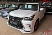 لكزس LX450d 2018 ديزل - شركة الخضر للسيارات